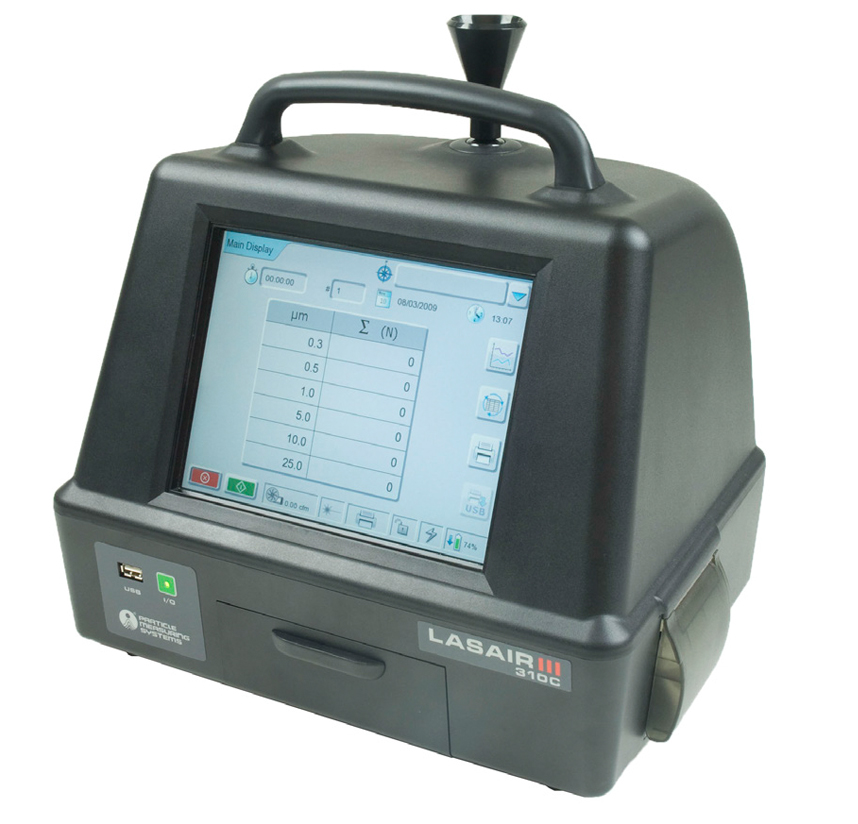Lasair III Particle Counter