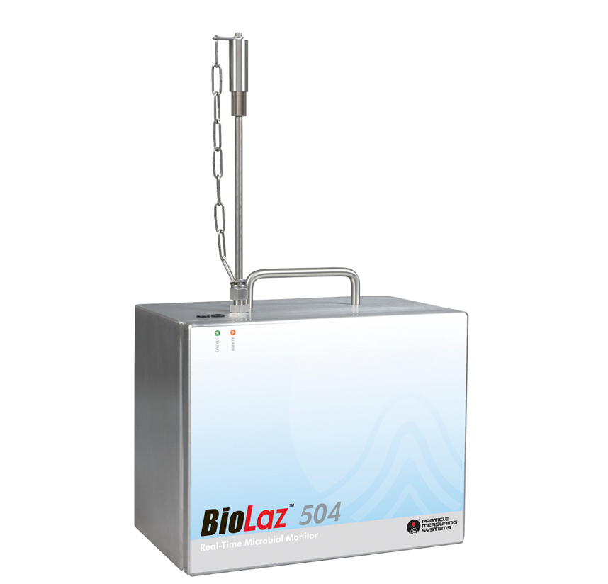 BioLaz™ Real-Time Microbial Monitor
