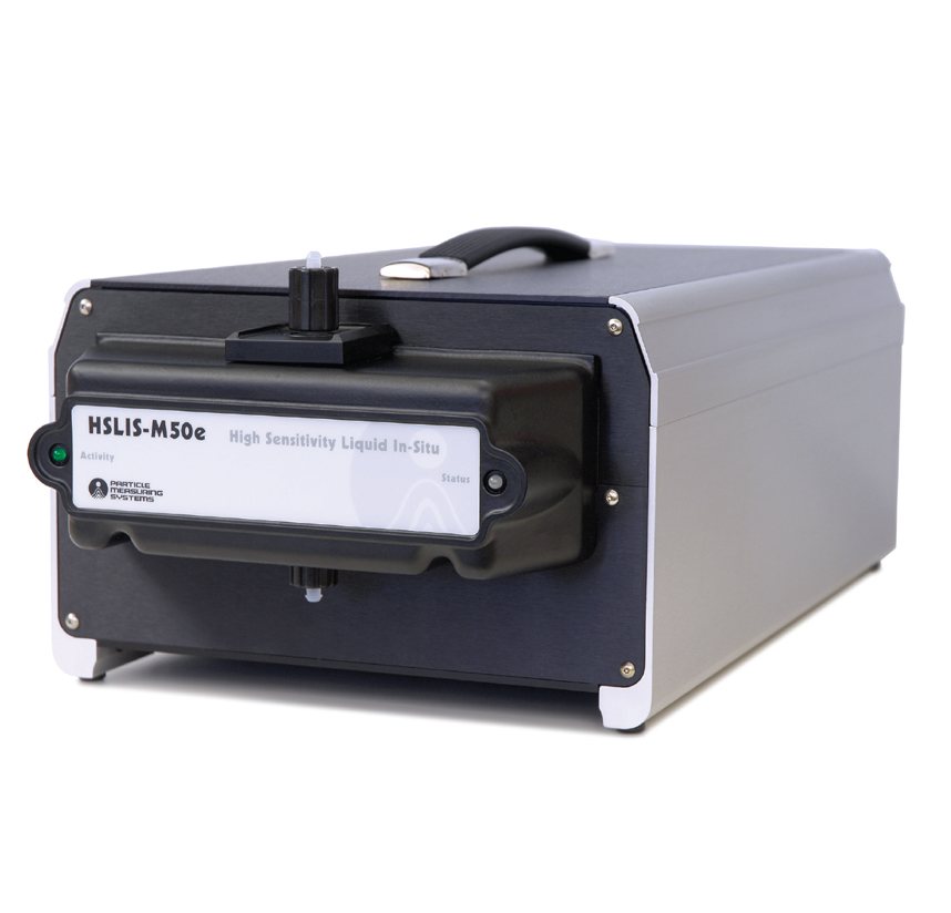 HSLIS e-Series Liquid Particle Counter