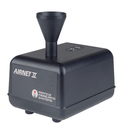 Airnet II particle counters