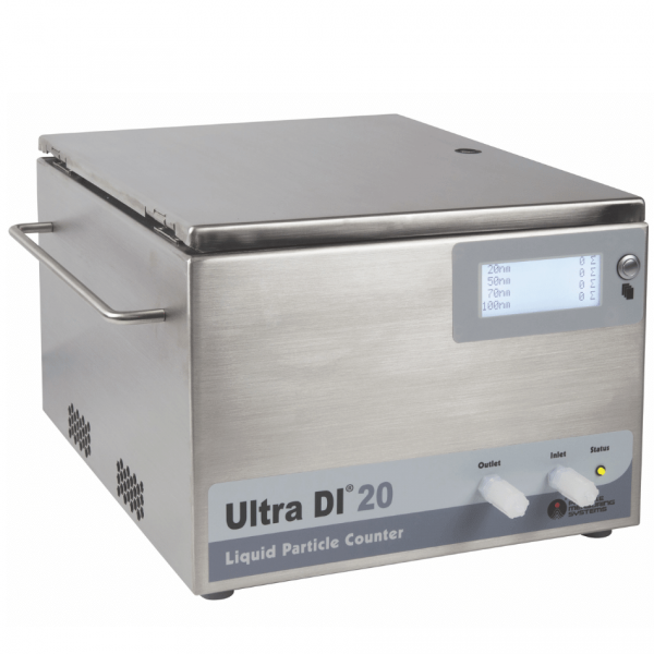 Ultra DI® Liquid Particle Counter