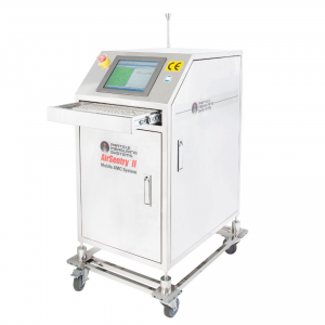 Image of AirSentry 11 mobile particle counters
